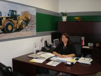Charina Olitan, NCCC Campus President